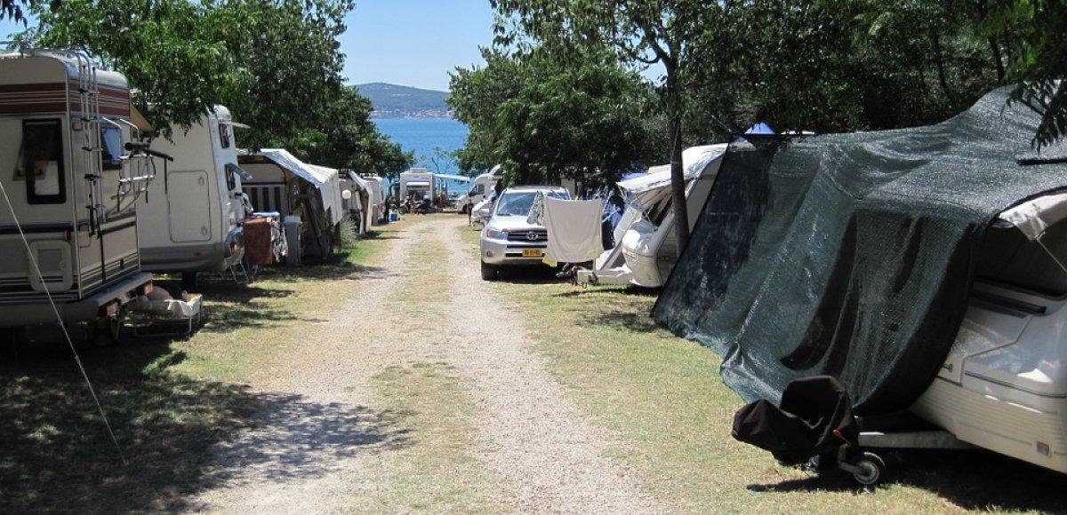Camperroute uitgestippeld: met de camper door Kroatië