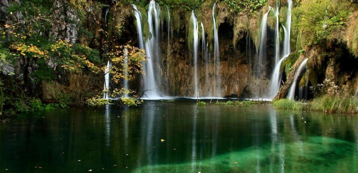 Watervallen die je gezien moet hebben in Kroatië