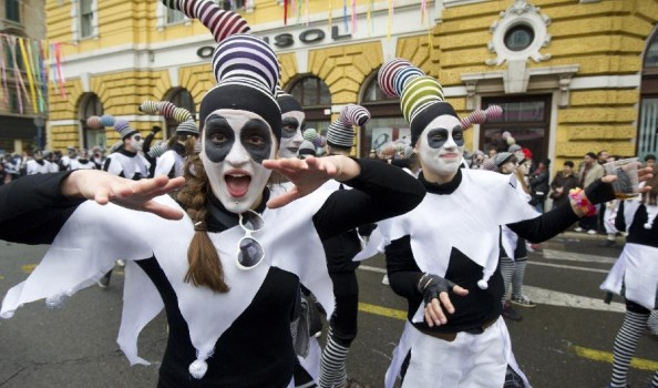 Beleef de verschillende evenementen in Kroatie.