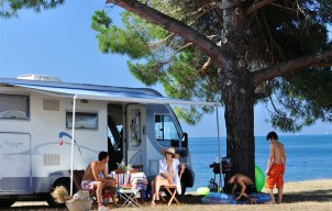 Drie populairste kampeergebieden in Kroatië